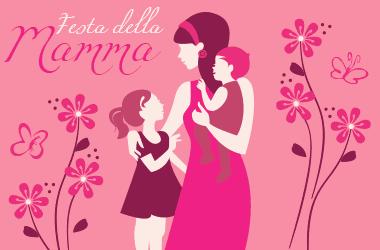 Auguri Festa Della Mamma Cartolinenet