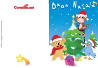 Biglietti Di Natale Da Stampare Gratis.Biglietti E Chiudipacco Di Natale Da Stampare Gratis Cartoline Net