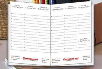 Cartoline Ch Calendario.2019 Calendario E Agenda Settimanale Pdf Gratis