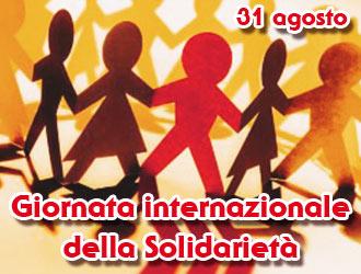 Giornata Internazionale della Solidarieta'