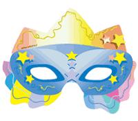 Maschera di Carnevale Fata