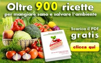 Oltre 900 ricette per mangiare sano e salvare l'ambiente