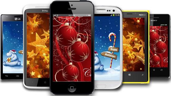 Immagini Di Natale Per Cellulare.Sfondi Hd Di Natale Per Cellulare Gratis Hd Christmas Wallpaper Mobile Gratis Cartoline Net Mobile