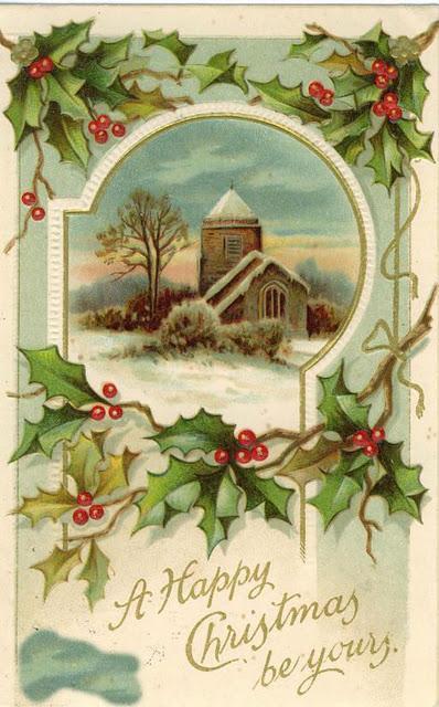 Cartoline Di Natale Vittoriane.Biglietti Di Auguri Di Natale Cartoline Net