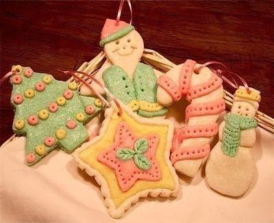 Segnaposto Natalizi Pasta Di Sale.Decorazioni E Lavoretti Di Natale Idee Per Decorare La Casa