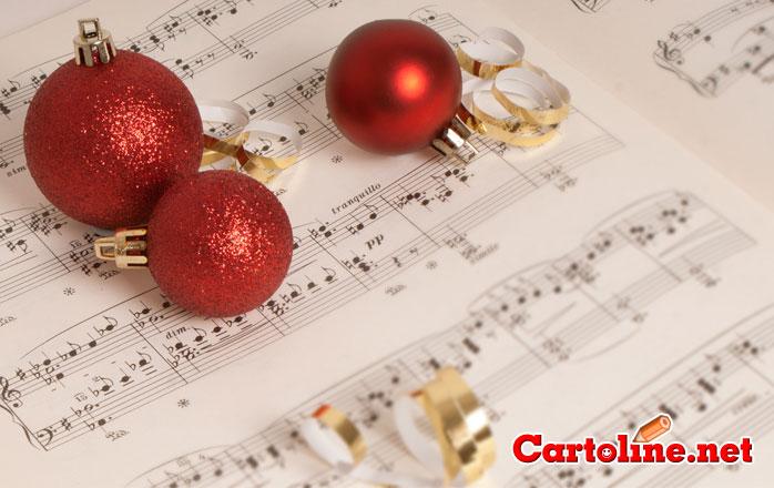 Musica Di Natale.Musica Natalizia E Canzoni Cartoline Net