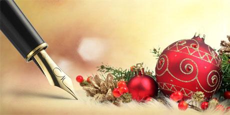 Sfondi Natalizi Su Cui Scrivere.Frasi Di Auguri Di Natale Cartoline Net
