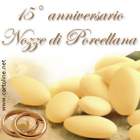 Anniversario 15 Anni Matrimonio.15 Anni Di Matrimonio