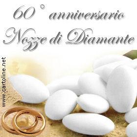 Frasi Per Anniversario 60 Anni Di Matrimonio.Auguri Di 60 Anniversario Di Nozze