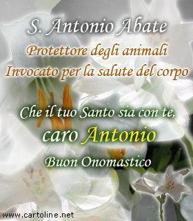 S Antonio Abate 17 Gennaio