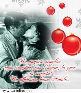 Auguri Di Buon Natale Affettuosi.Affettuoso Augurio Di Buon Natale