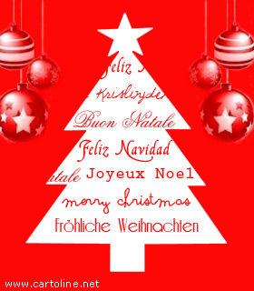 I Migliori Auguri Di Buon Natale.Buon Natale In Tutte Le Lingue