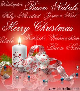Buon Natale In Inglese.Auguri Internazionali