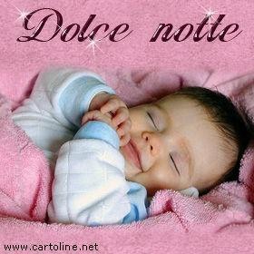 Dolce Notte Da Un Bambino