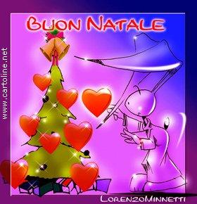 Regalo Natale Amore.Immagini Di Natale D Amore