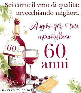 60 Anni Migliori Come Il Vino