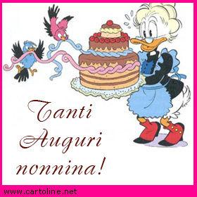 Buon Compleanno Alla Nonna