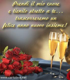Romantico fine anno for Capodanno romantico per due