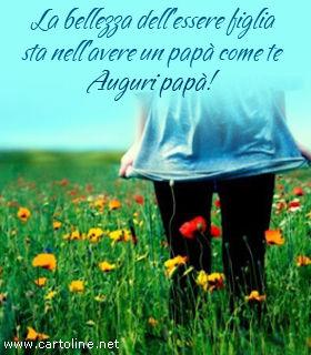 Pensiero Romantico Per La Festa Del Papa