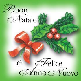 Auguri Di Buon Natale E Buon Anno.Buon Natale E Felice Anno Nuovo