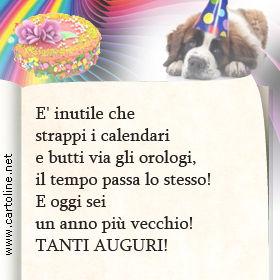 Frasi Di Auguri Compleanno Simpatiche | Joanne Estell Blog