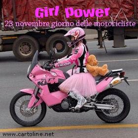 Motocicliste Donne