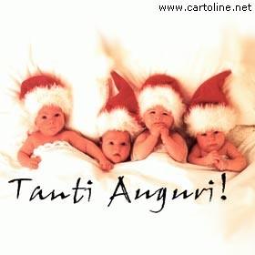Auguri Di Natale Per Bimbi.Tanti Auguri Dai Bimbi Natalizi