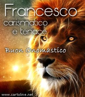 Qualita Caratteriali Del Nome Francesco