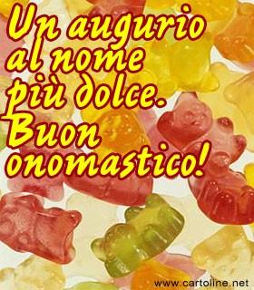 Célèbre Cartoline di auguri compleanno onomastico vacanze portfolio  ZJ42