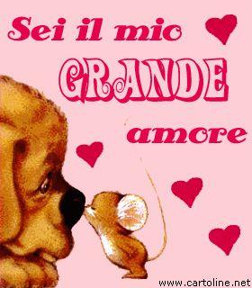 frasi per il mio amore grande