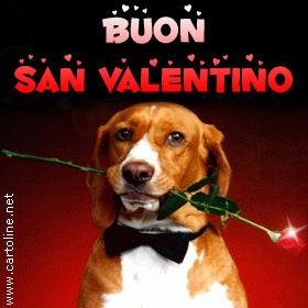 Buon san valentino con amore - Animale san valentino clipart ...