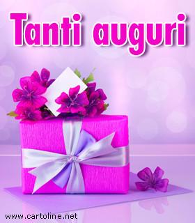 Tanti auguri di buon compleanno for Cerco mobile in regalo