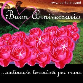 Anniversario Di Matrimonio Musica.Buon Anniversario Con Amarsi Un Po
