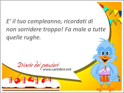 21 Frasi Di Compleanno Divertenti E Scherzose Diario Dei Pensieri