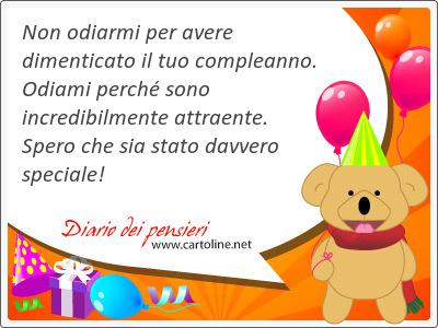 15 Frasi Di Buon Compleanno In Ritardo Diario Dei Pensieri