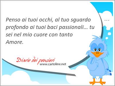 9 Frasi Di Ti Penso Con Amore Diario Dei Pensieri