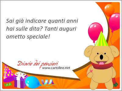 18 Frasi Di Buon Compleanno Per Bambini E Ragazzi Diario Dei Pensieri