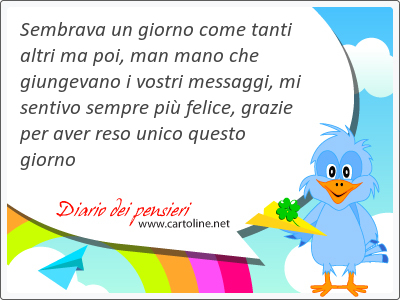 93 Frasi Di Grazie Diario Dei Pensieri