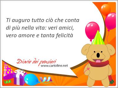 272 Frasi Di Compleanno Diario Dei Pensieri
