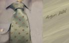 Sfondo con cravatta