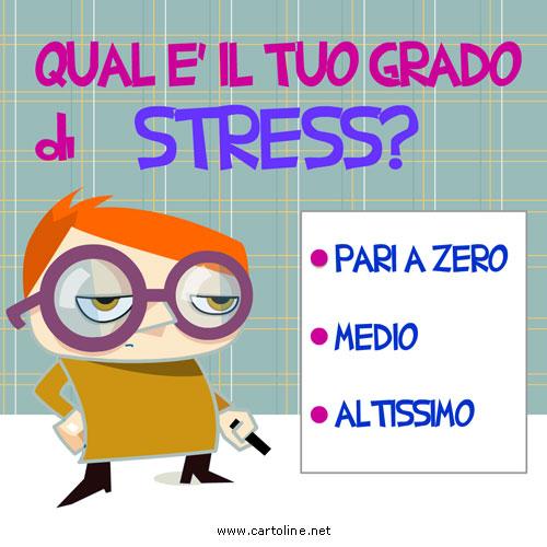 Test: Il tuo livello di stress