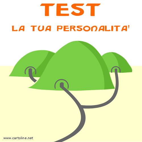 Test: La tua personalita'