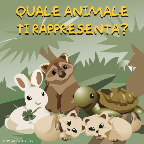 Test: Quale animale ti rappresenta?