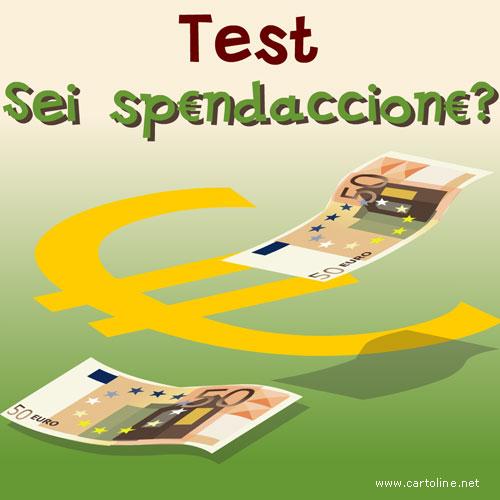 Test: Sei spendaccione?